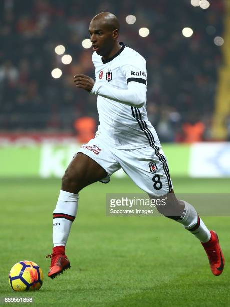 Ryan Babel of Besiktas during the Turkish Super lig match between Kayserispor v Besiktas at the Kayseri Kadir Hasstadion on December 10 2017 in...