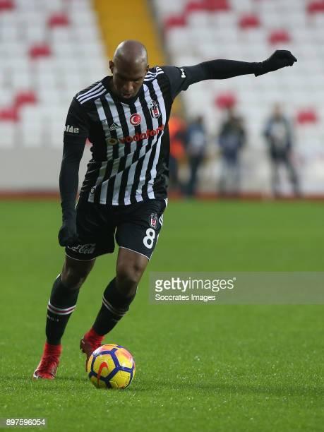 Ryan Babel of Besiktas during the Turkish Super lig match between Sivasspor v Besiktas at the Yeni Sivas 4 Eylil Stadium on December 23 2017 in Sivas...