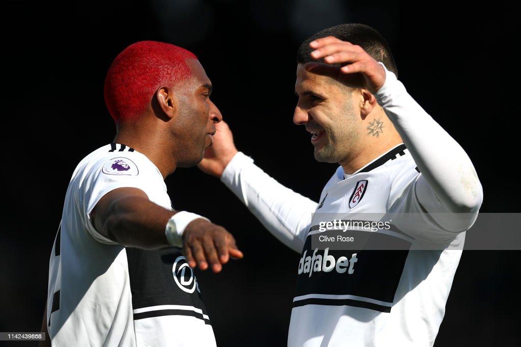 GBR: Fulham FC v Everton FC - Premier League