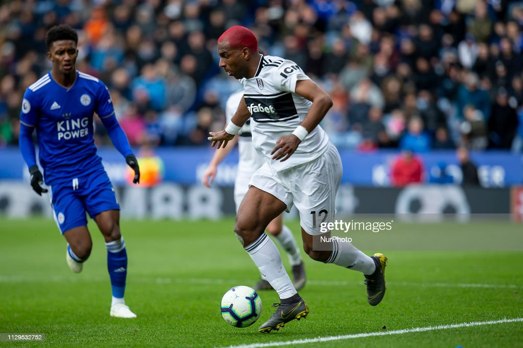 Leicester City v Fulham - English Premier League : News Photo