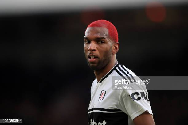 Ryan Babel of Fulham looks on during the Premier League match between Crystal Palace and Fulham FC at Selhurst Park on February 2 2019 in London...