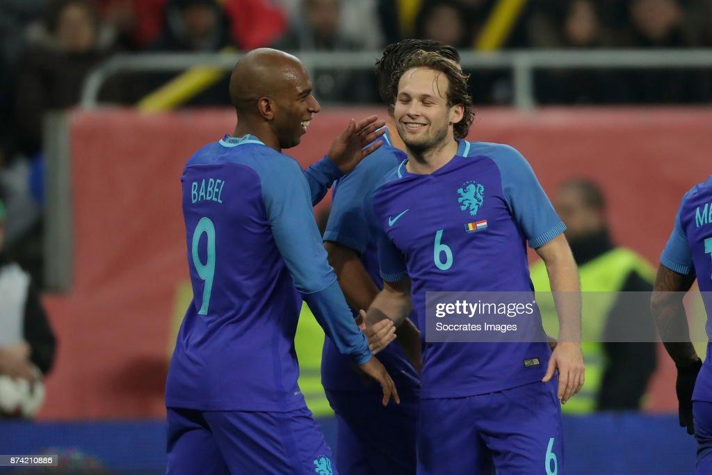 Romania  v Holland  -International Friendly : News Photo