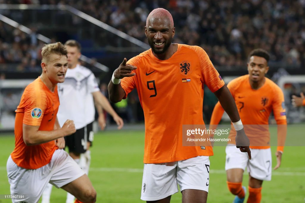 Germany v Netherlands - UEFA Euro 2020 Qualifier : News Photo