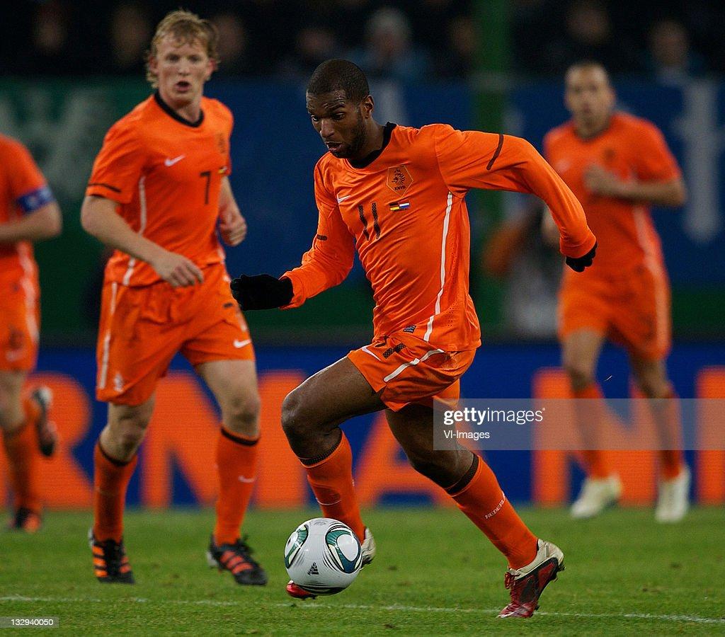 Germany v Netherlands - International Friendly : News Photo