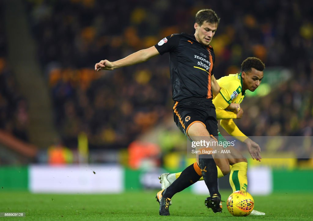 Norwich City v Wolverhampton Wanderers - Sky Bet Championship