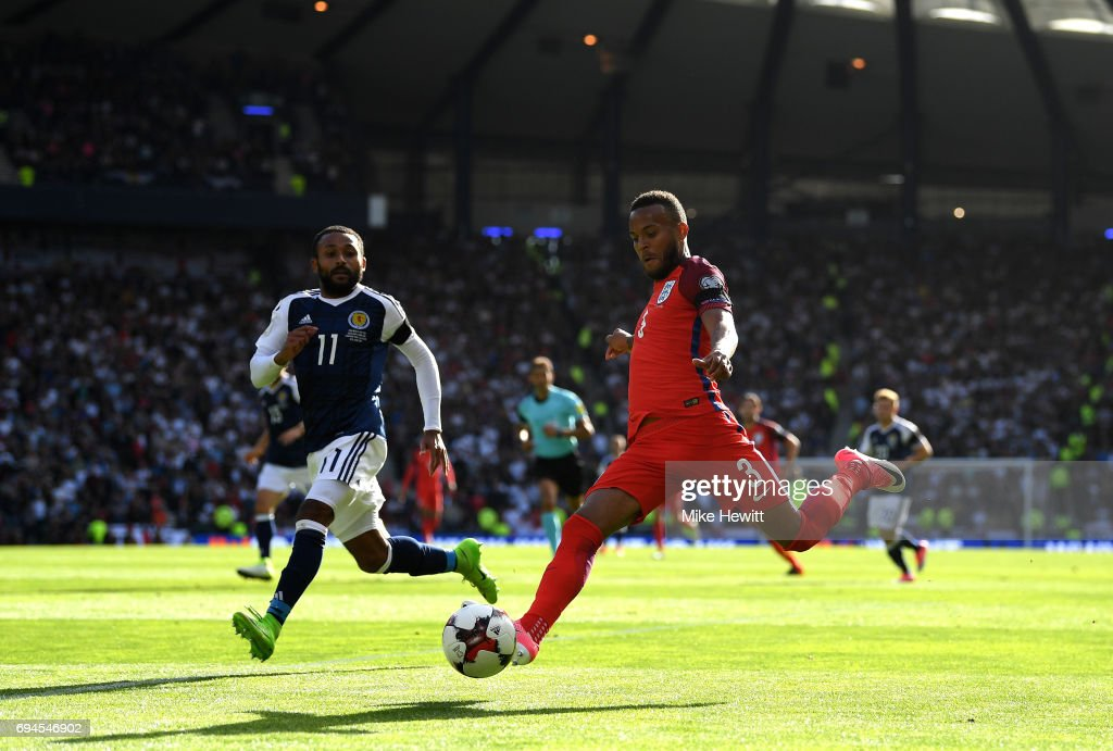 Scotland v England - FIFA 2018 World Cup Qualifier