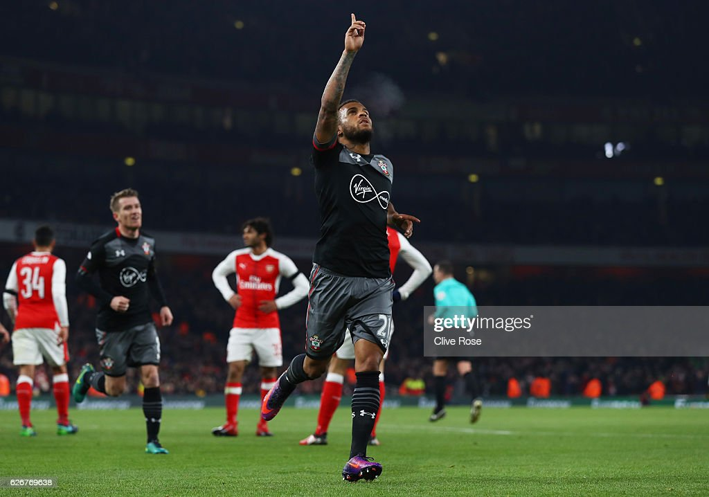 Arsenal v Southampton - EFL Cup Quarter-Final
