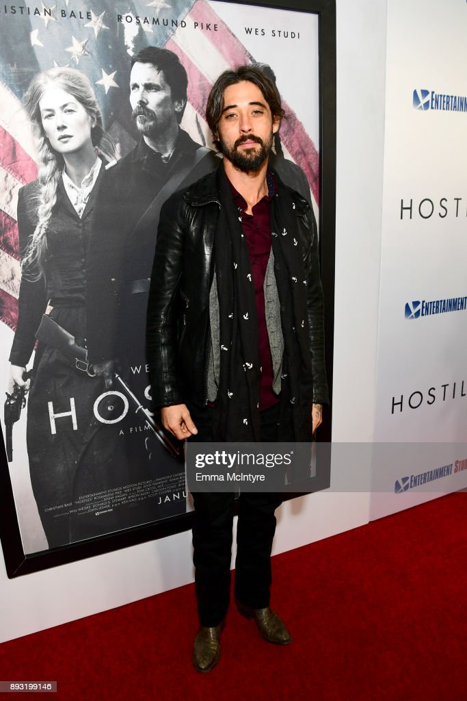 "Premiere Of Entertainment Studios Motion Pictures' ""Hostiles"" - Red Carpet"