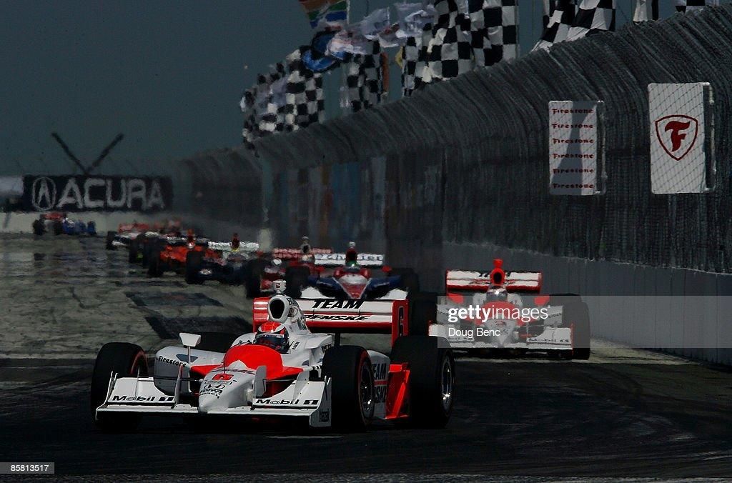Honda Grand Prix of St. Petersburg : News Photo