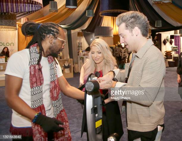 Ryan Cabrera attends the GRAMMY Gift Lounge during the 62nd Annual GRAMMY Awards at STAPLES Center on January 23, 2020 in Los Angeles, California.