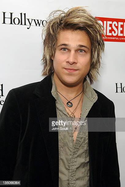 Ryan Cabrera during Diesel Presents Young Hollywood Awards Countdown March 30 2006 at Liberace's Penthouse in Los Angeles California United States