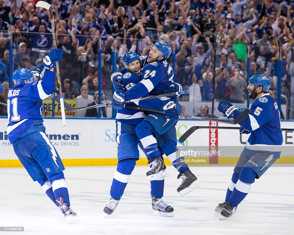In Focus: Tampa Bay Lightning Glide To Eastern Conference Final