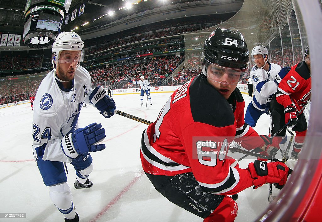 Tampa Bay Lightning v New Jersey Devils