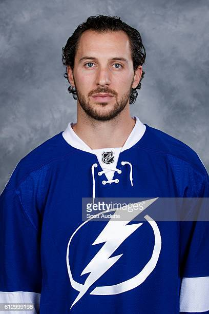 Ryan Callahan of the Tampa Bay Lightning poses for his official headshot for the 20162017 season on September 22 2016 at Amalie Arena in Tampa Florida
