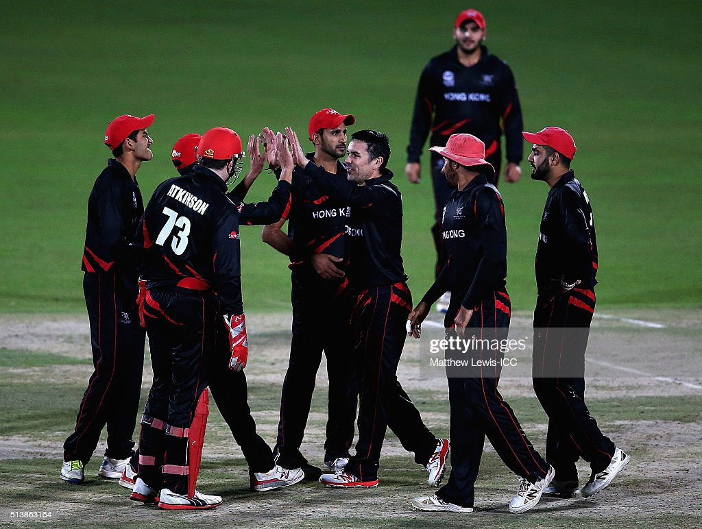 ICC Twenty20 World Cup:  'HPCA XI v Hong Kong Warm Up