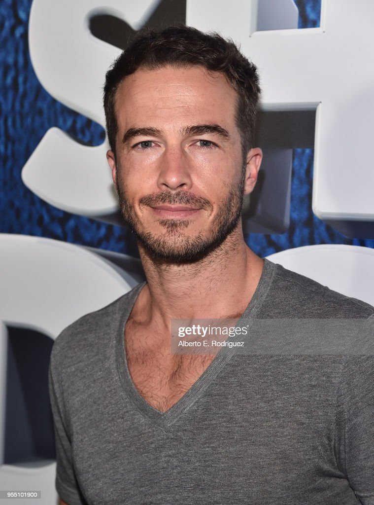 Ryan Carnes attends the premiere of Global Road Entertainment's 'Show Dogs' at The TCL Chinese 6 Theatres on May 5, 2018 in Hollywood, California.