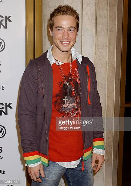 Ryan Carnes during Focus Features' Brokeback Mountain Los Angeles Premiere Arrivals at Mann National Theatre in Westwood California United States