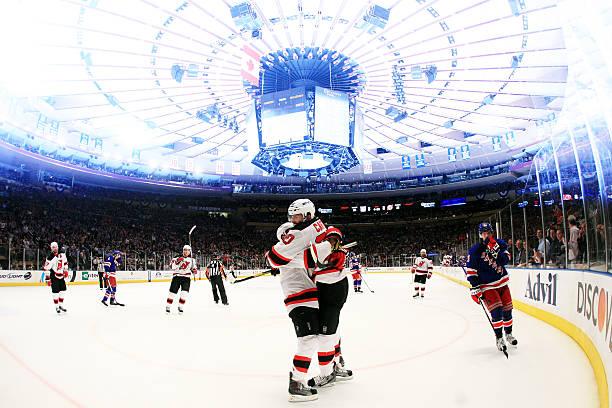 New Jersey Devils v New York Rangers - Game Five