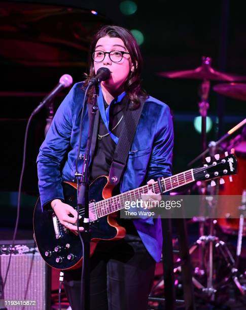 Ryan Cassata performs at the 2019 ASCAP Foundation Honors at Jazz at Lincoln Center on December 11 2019 in New York City