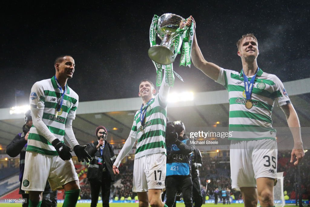 Rangers FC v Celtic FC - Betfred Cup Final : News Photo