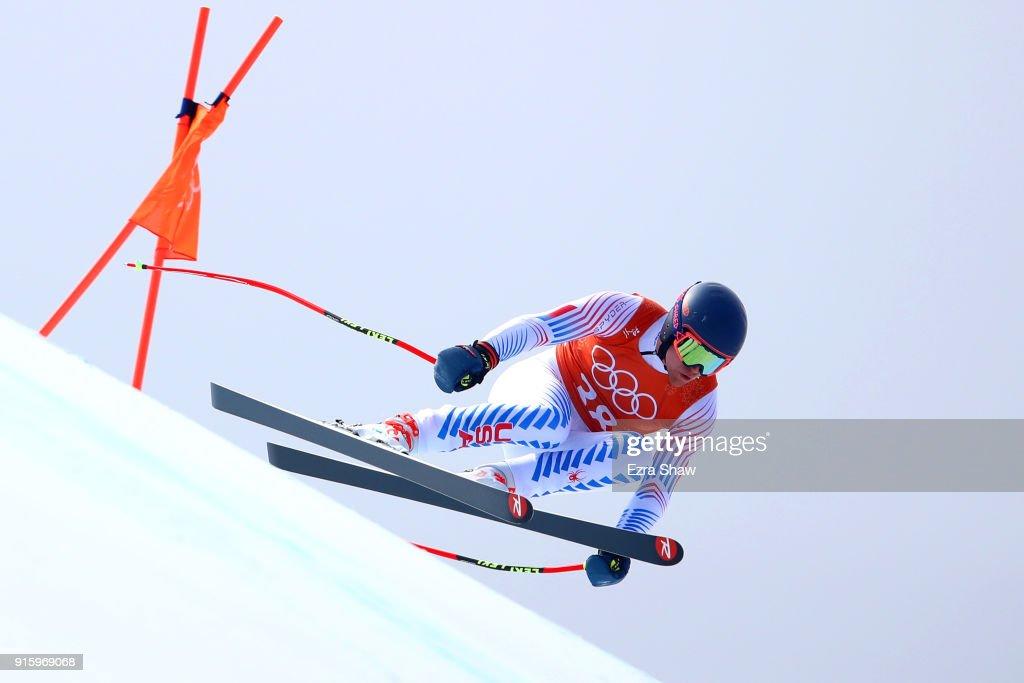 Alpine Skiing - Winter Olympics Day 0