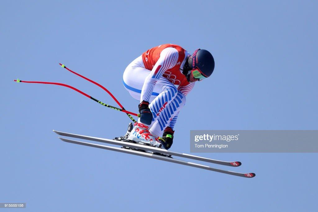 Alpine Skiing - Winter Olympics Day -1
