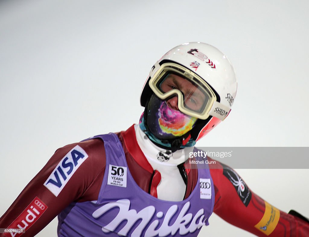 Audi FIS Alpine Ski World Cup - Men's Parallel Giant Slalom