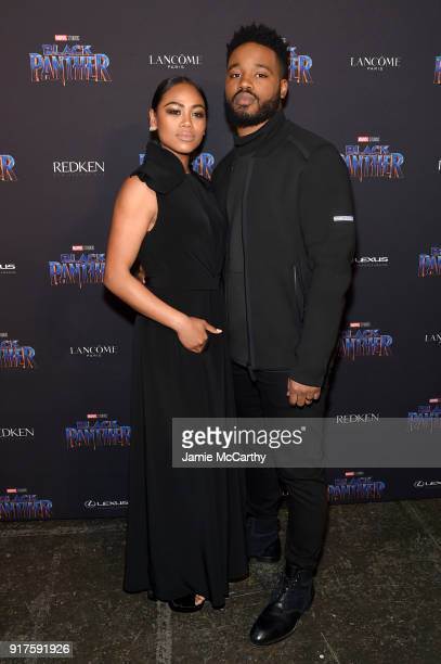 Ryan Coogler attends the Marvel Studios Black Panther Welcome to Wakanda New York Fashion Week Showcase at Industria Studios on February 12 2018 in...