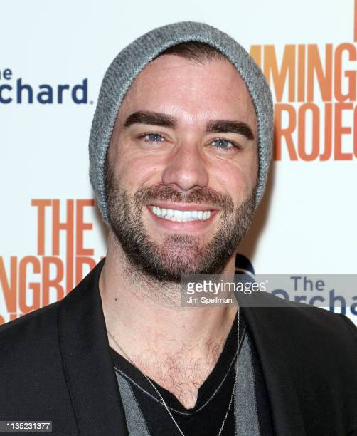 Ryan Craven attends the The Hummingbird Project New York screening at Metrograph on March 11 2019 in New York City