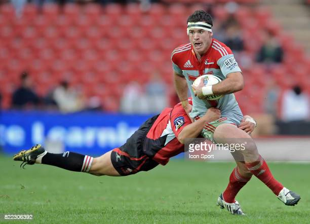 Ryan Crotty Lions / Crusaders Vodacom Super 14 Johannesbourg