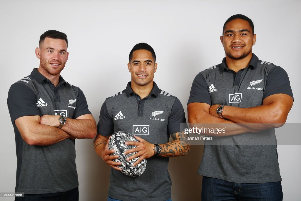 Tudor Watch And The All Blacks