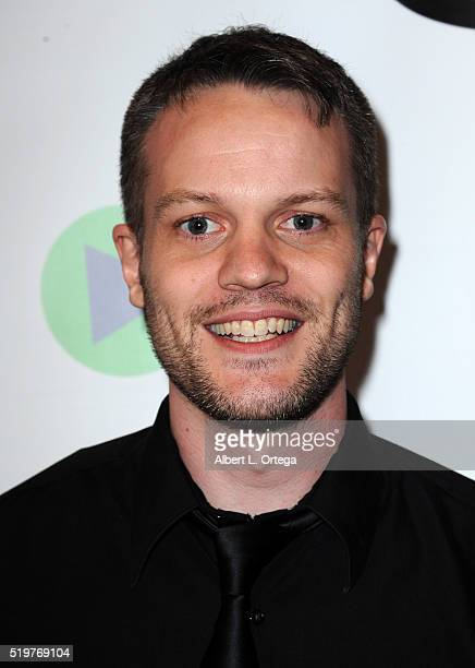 Ryan Daggitt at the 7th Annual Indie Series Awards held at El Portal Theatre on April 6 2016 in North Hollywood California
