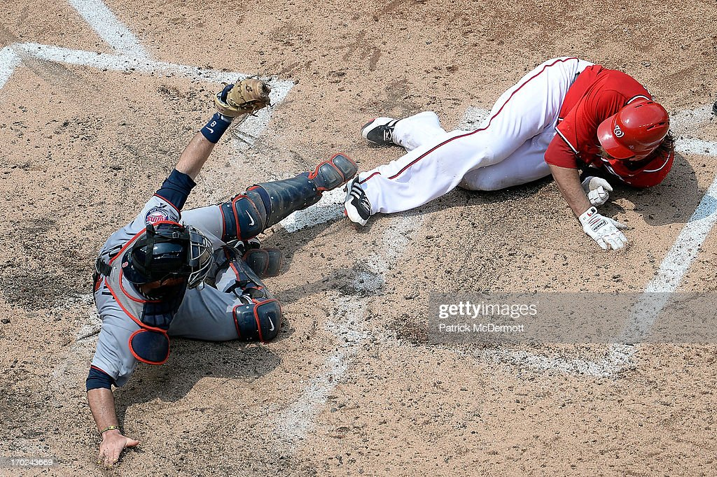 Minnesota Twins v Washington Nationals - Game One