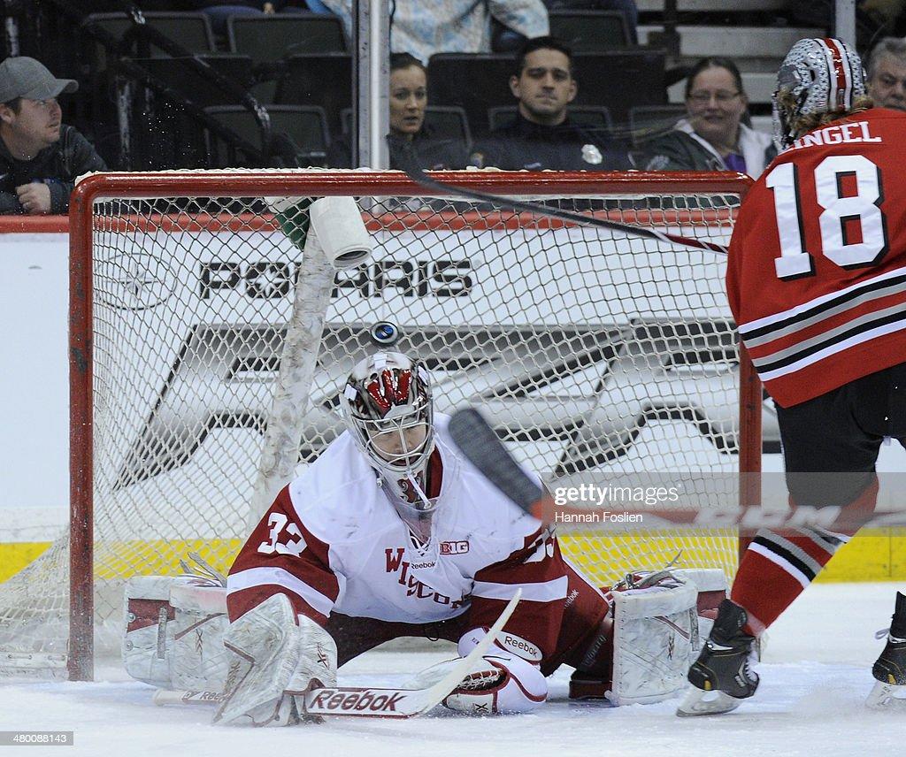 Big Ten Men's Ice Hockey Championship : Fotografía de noticias