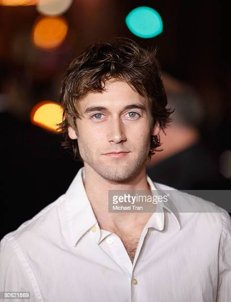 Ryan Eggold arrives to the 2009 AFI Festival Los Angeles premiere of 'The Imaginarium of Doctor Parnassus' held at Grauman's Chinese Theatre on...