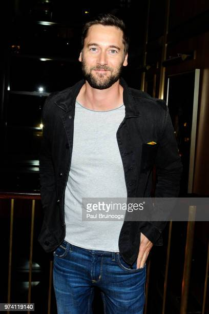 Ryan Eggold attends MarVista Entertainment And Parkside Pictures With The Cinema Society Host The After Party For 'The Year Of Spectacular Men' at...