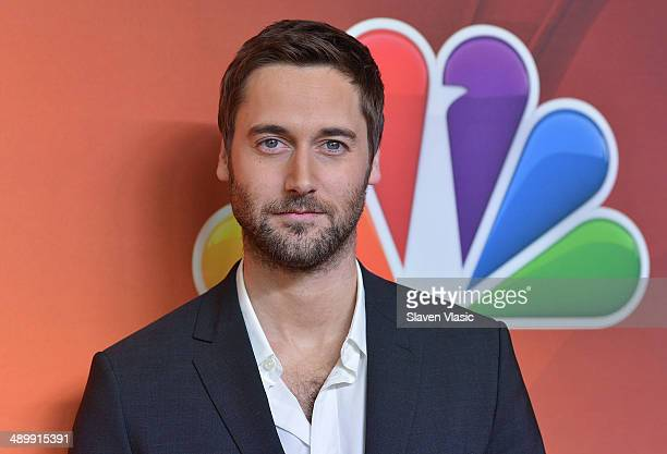 Ryan Eggold attends the 2014 NBC Upfront Presentation at The Jacob K Javits Convention Center on May 12 2014 in New York City