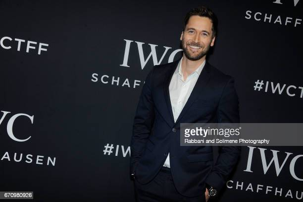 Ryan Eggold attends the 2017 IWC Schaffhausen 'For The Love Of Cinema' Gala Dinnerat Spring Studios on April 20, 2017 in New York City.