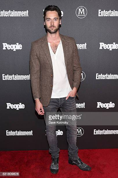Ryan Eggold attends the Entertainment Weekly People Upfronts party 2016 at Cedar Lake on May 16 2016 in New York City