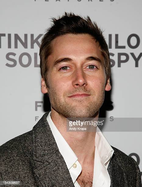 Ryan Eggold attends the premiere of Tinker Tailor Soldier Spy at Landmark Sunshine Theater on November 30 2011 in New York City