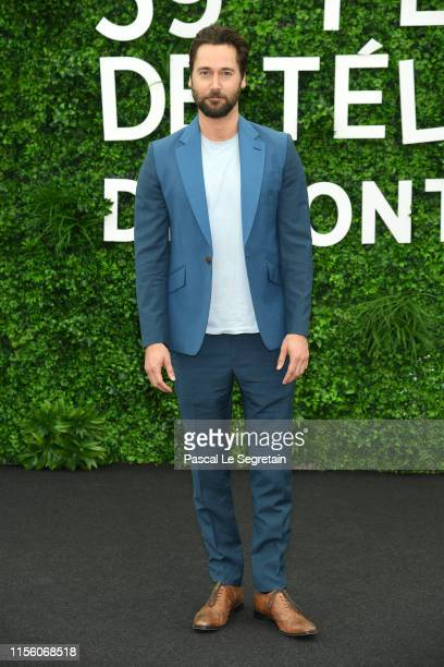 "Ryan Eggold from the serie ""New Amsterdam"" attends the 59th Monte Carlo TV Festival : Day Two on June 15, 2019 in Monte-Carlo, Monaco."