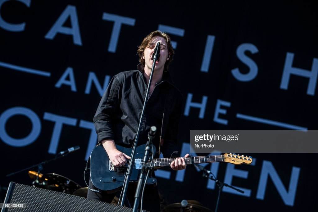Catfish and the Bottlemen Perform In Milan : News Photo
