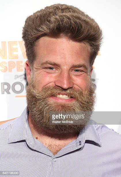 Ryan Fitzpatrick attends the Opening Night performance of 'New York Spectacular' at the Radio City Music Hall on June 23 2016 in New York City