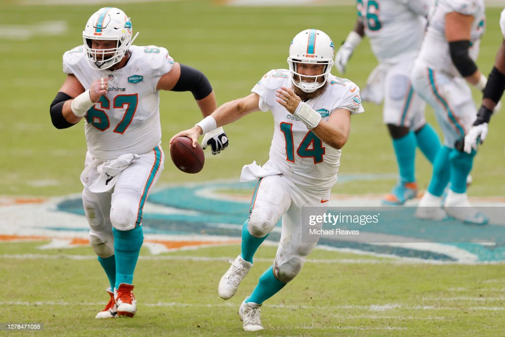 Seattle Seahawks v Miami Dolphins : News Photo