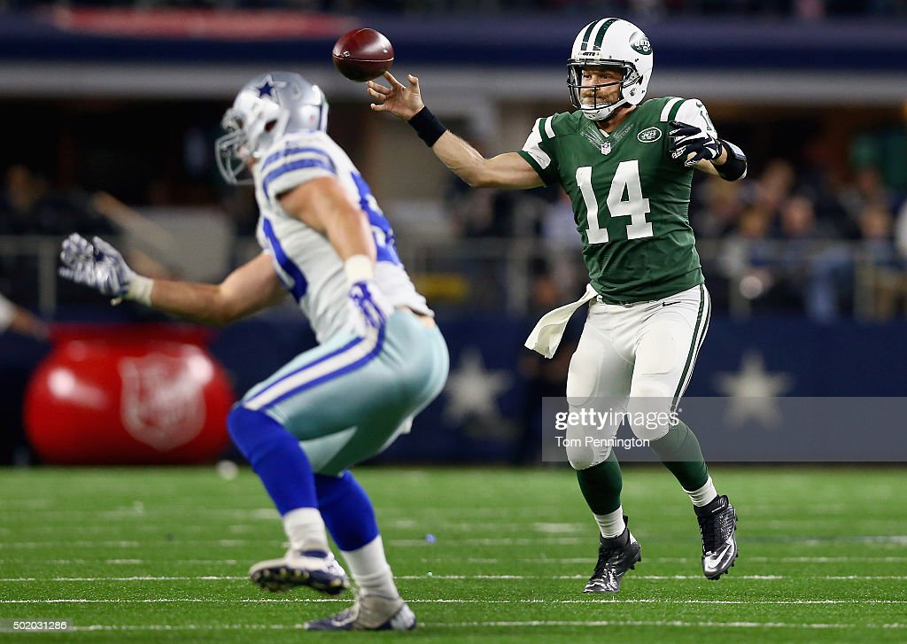 New York Jets v Dallas Cowboys : News Photo