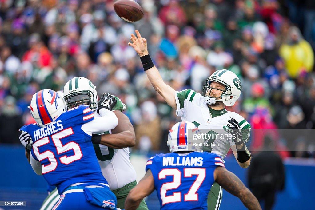 New York Jets v Buffalo Bills : News Photo