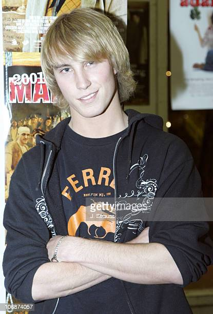 Ryan Fleming during '2001 Maniacs' DVD Release Party and Cast Signing at Hollywood Book Poster March 29 2006 at Hollywood Book Poster in Hollywood...