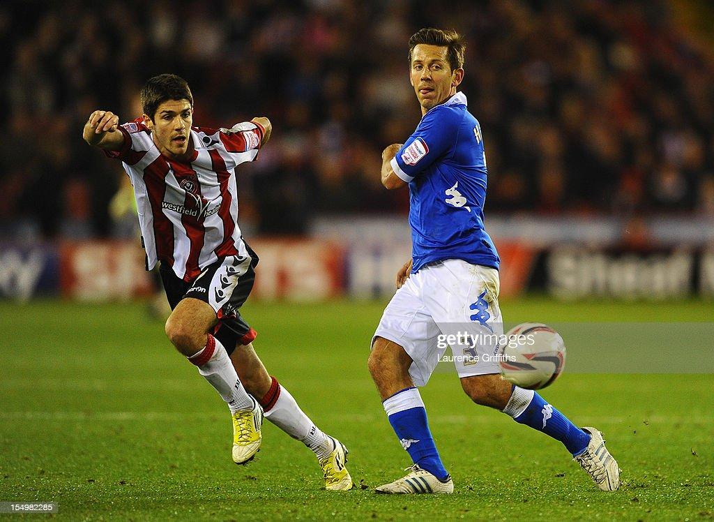 Sheffield United v Portsmouth - npower League One