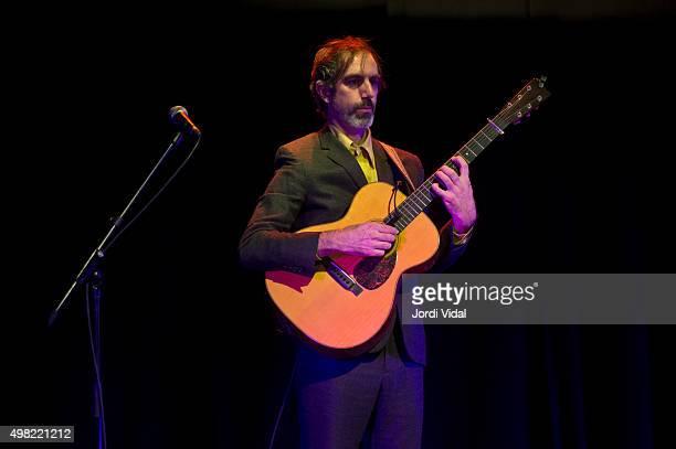 Ryan Francesconi performs on stage at Foyer del Gran Teatre del Liceu on November 21 2015 in Barcelona Spain