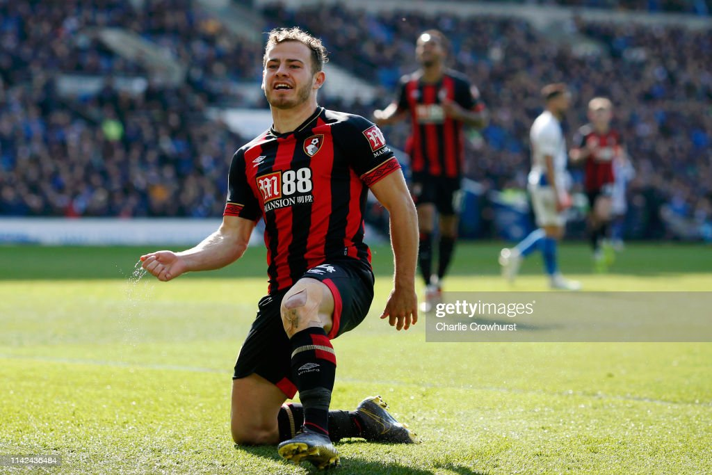 Brighton & Hove Albion v AFC Bournemouth - Premier League : News Photo